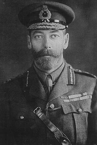 picture of George V